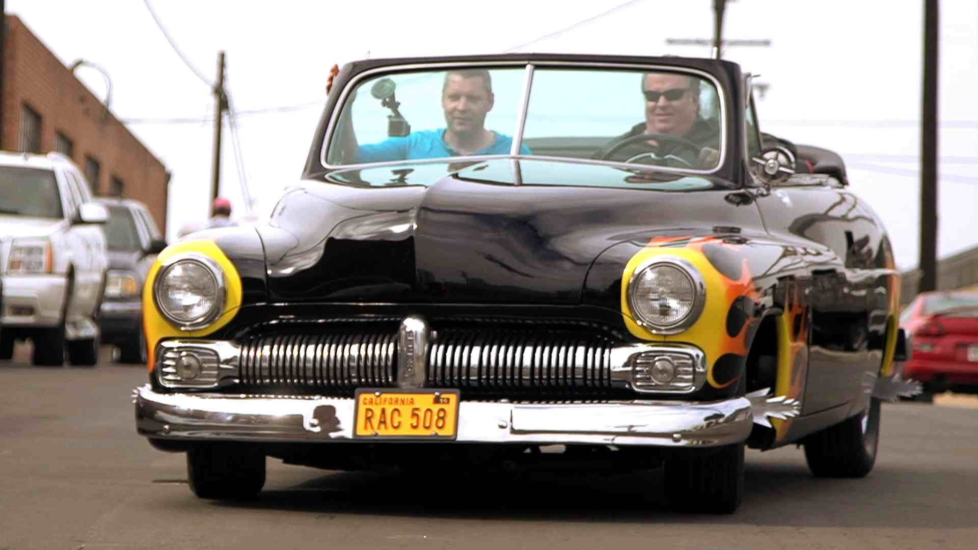"1949 Mercury Custom ""Hell's Chariot"" - Grease (1978)"