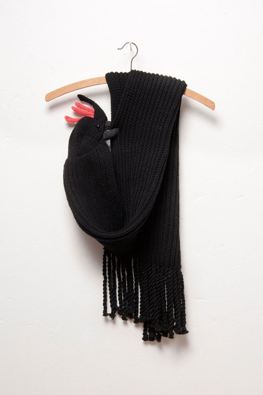 08bba51f40e Animal Scarves by Nina Führer · Miss Moss Crochet Birds