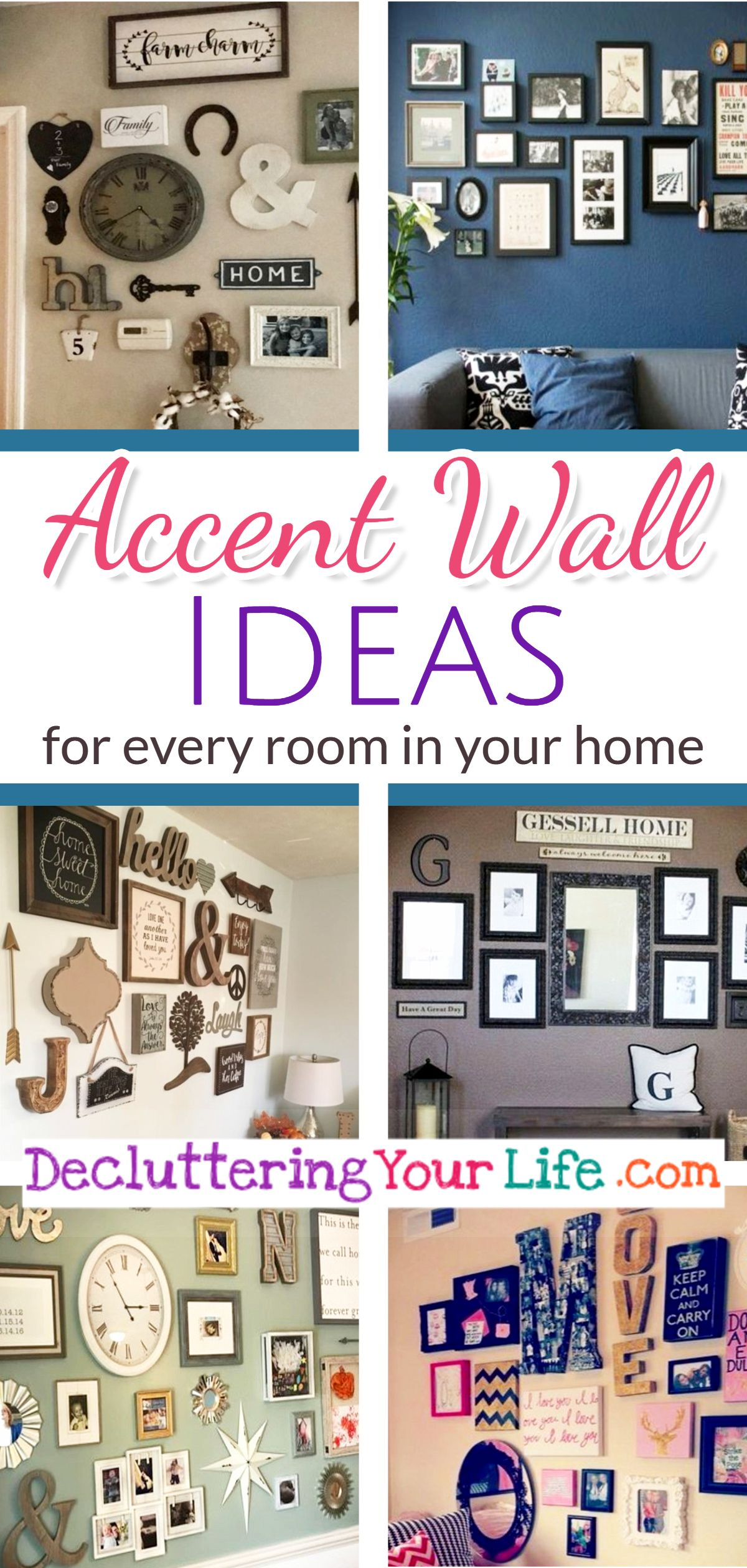 Accent Wall Ideas For Every Room In Your Home