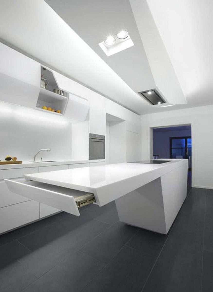 Cucine Moderne Minimal.Cucine Di Lusso Moderne In 2019 Kitchen Kitchen Decor