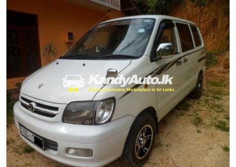 Toyota Townace CR41 NOAH | Vans for Sale in Sri Lanka