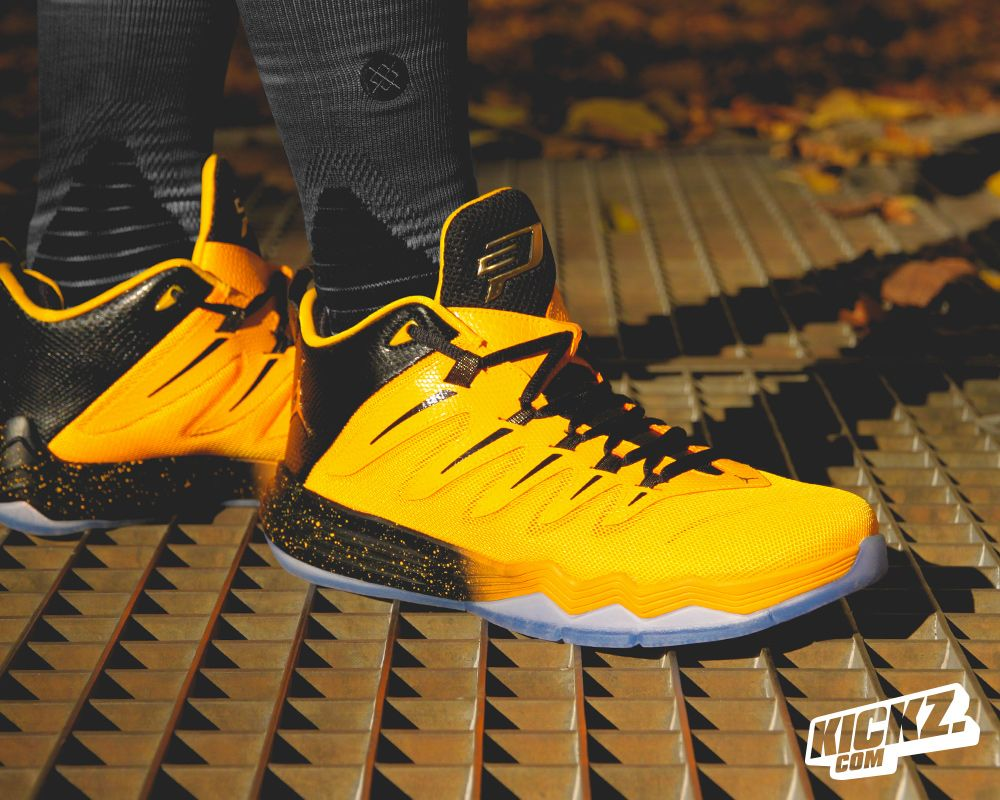 buy popular 2999c b1eed Chris Paul and Jordan Brand unleash the dragon  JORDAN CP3.IX