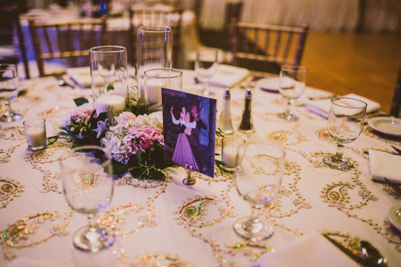 Wedding dress centerpiece  Fairytale wedding off the shoulder wedding dress Disney wedding
