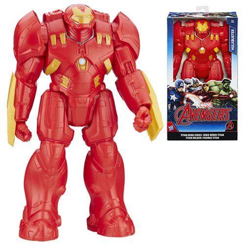 """Marvel Avengers Titan Hero Series Hulkbuster Iron Man 12/"""" Action Figure New"""
