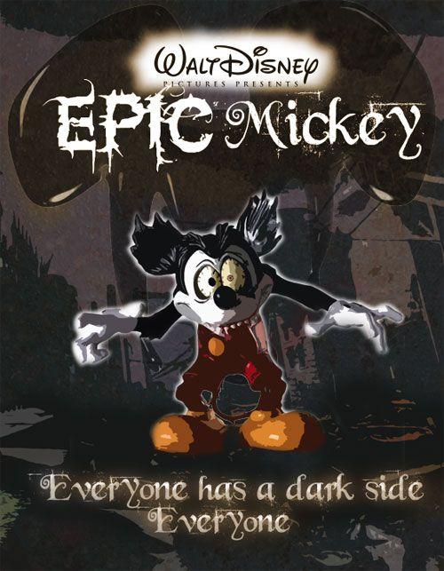 Cómo sería Mickey si pudieras customizarlo!