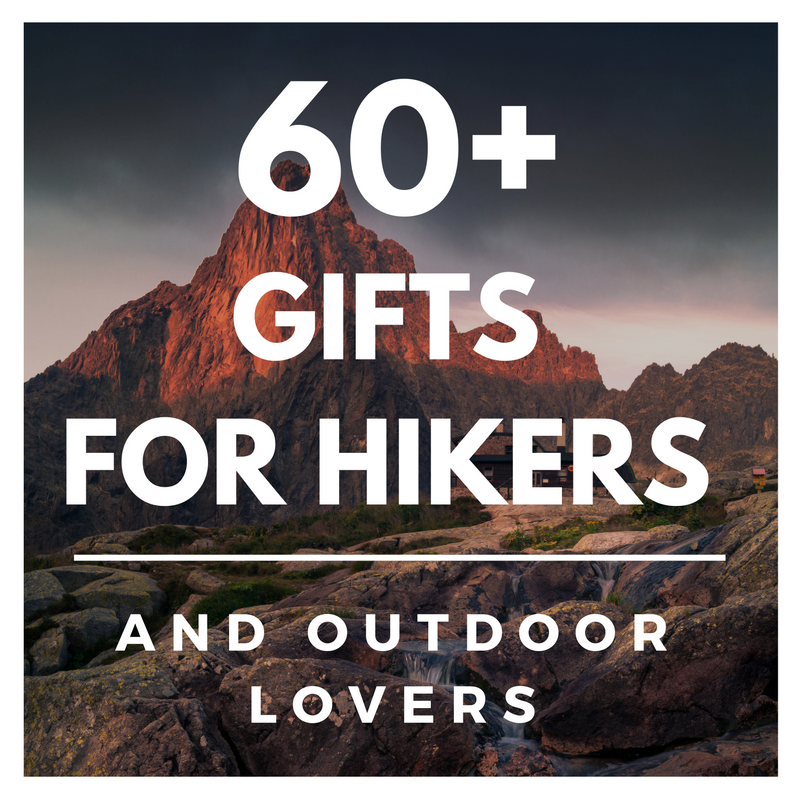 60+ Top Gifts for Hikers -Outdoor Holiday Gift Guide ...