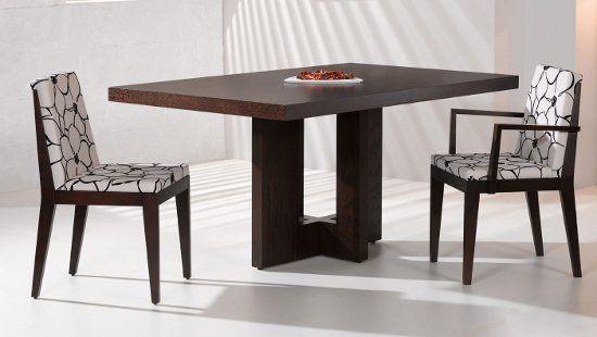 Mesa cuadrada para 8 personas buscar con google sillas for Mesas de comedor pequenas