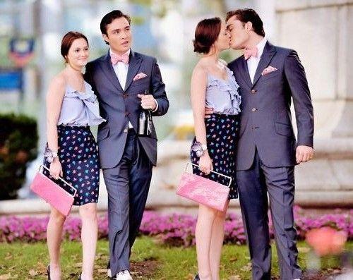 Chuck y Blair