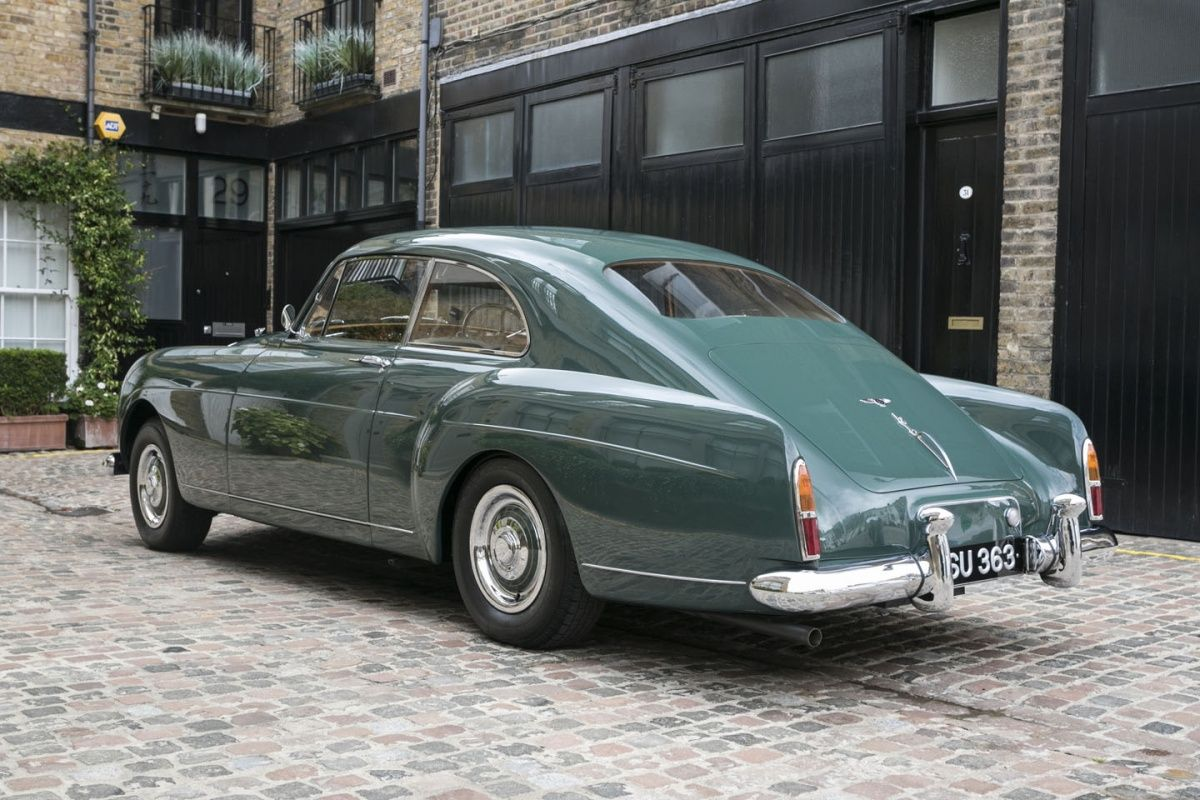 1956 Bentley S1 - Continental Fastback Coupé; UK Supplied: Ex ...
