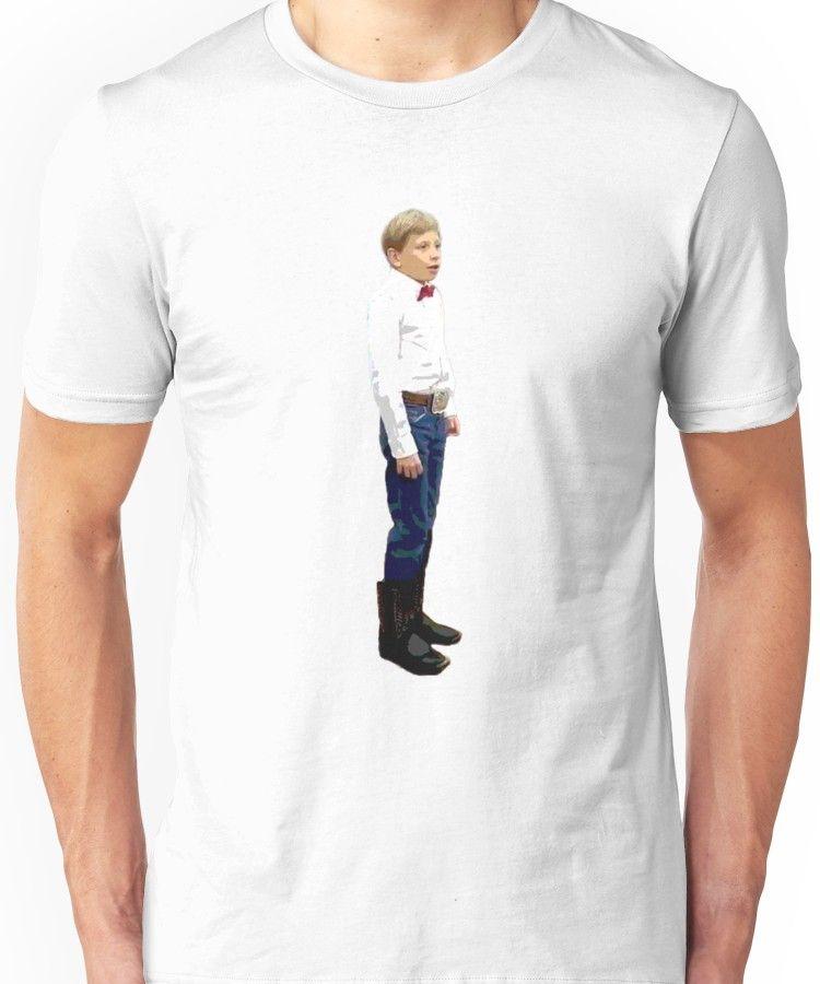 478d5023 Yodeling walmart boy Mason Ramsey Unisex T-Shirt | Products ...