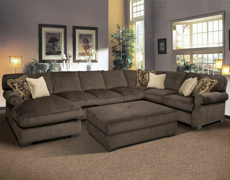 I D Love This Giant Sectionals Perfect For Movie Night Cuddling