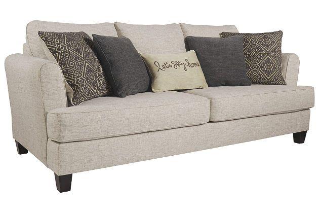 Best Alcona Queen Sofa Sleeper Ashley Furniture Homestore 640 x 480