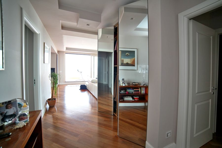 armadio a muro a specchio Cerca con Google Home