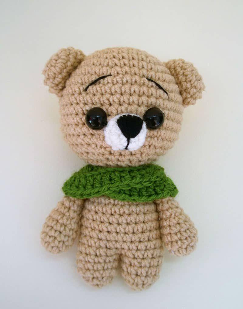 Free crochet animal patterns | Amigurumi, Häkelanleitung und Kostenlos