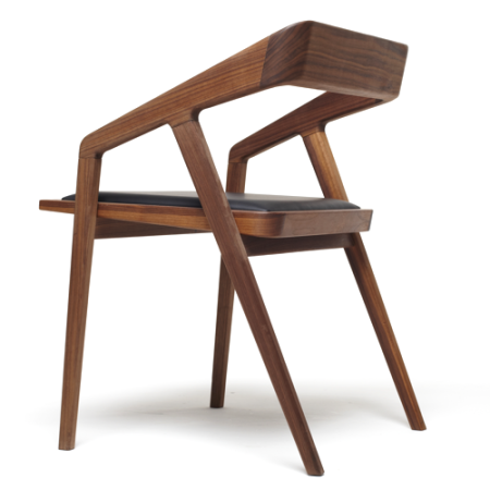 Katana Chair Wood Furniture Design Contemporary Occasional Chairs Modern Wood Chair