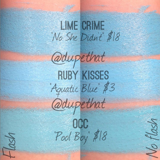 Dupethat Lime Crime No She Didn't Dupes Dupes, Pool boy