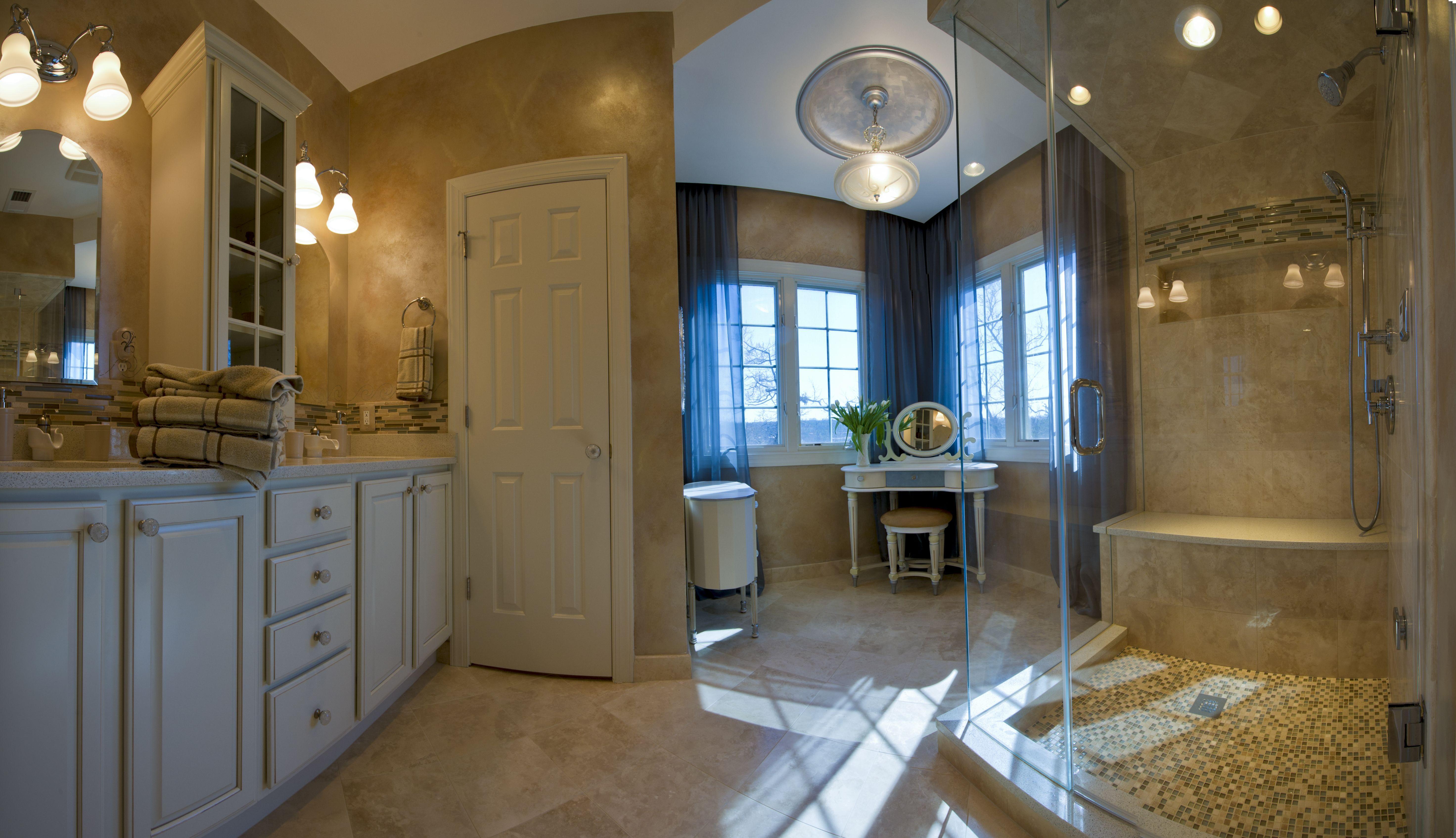 Master Bathroom Remodel in Alexandria, Virginia | Home ...