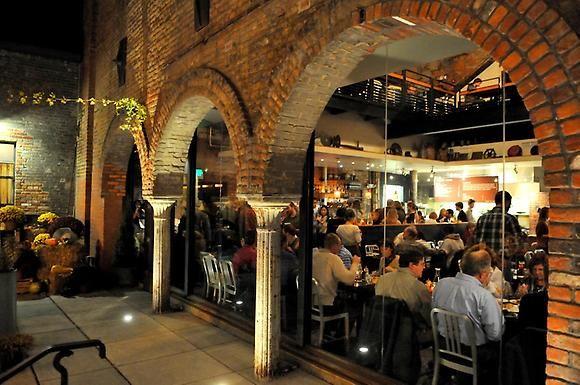 rustic italian restaurant | popularise | restaurant ideas and