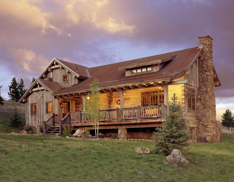 Yellowstone Custom Country Homes Montana Custom Home
