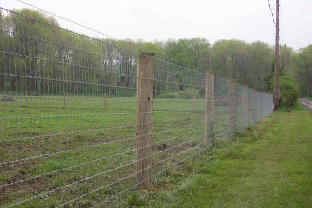 Horse fence woven wite type. | fencing | Pinterest | Horse fencing ...