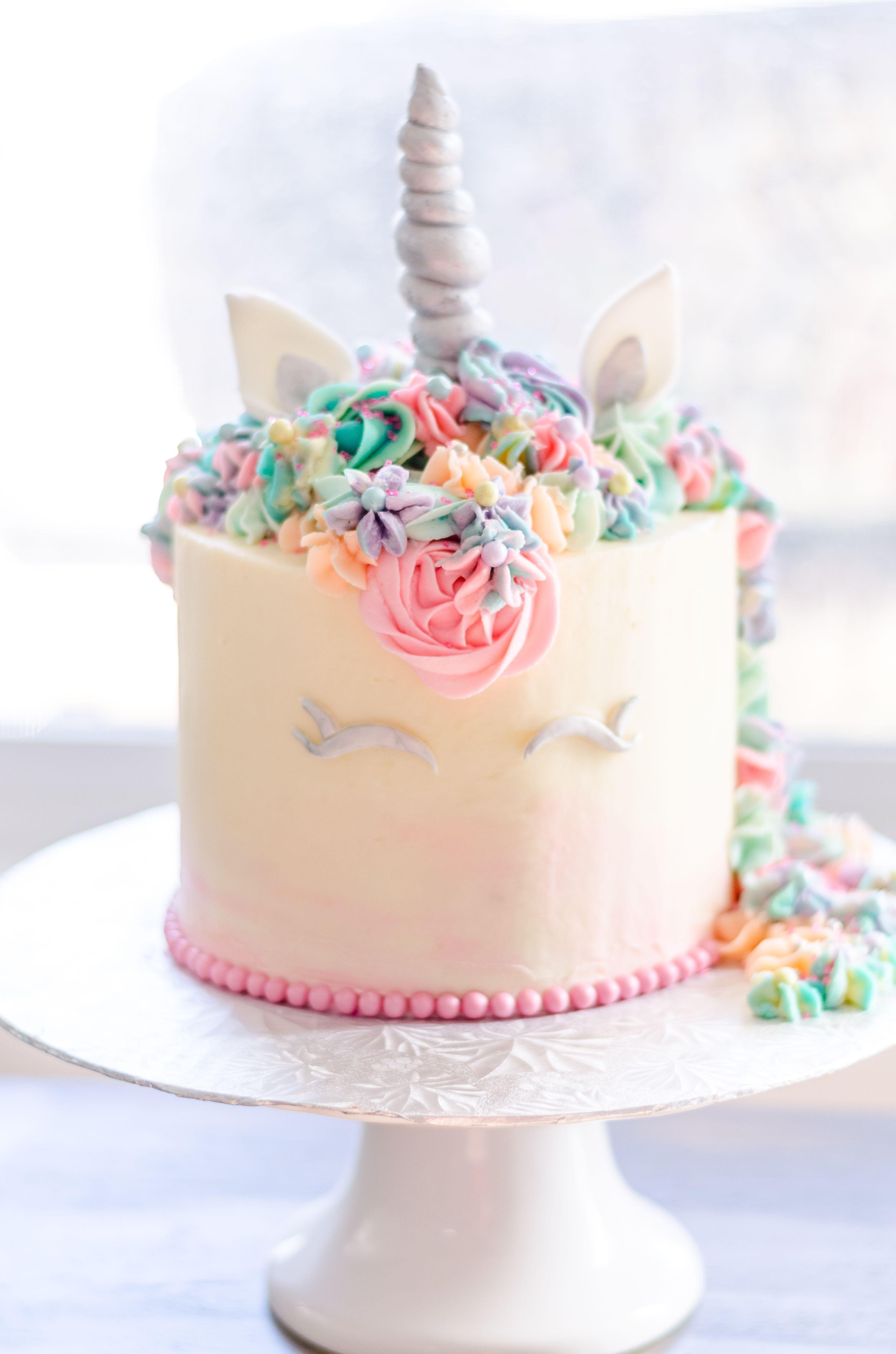 Unicorn Cake Decorating Ideas Birthday Cakes For Teens Teen Parties