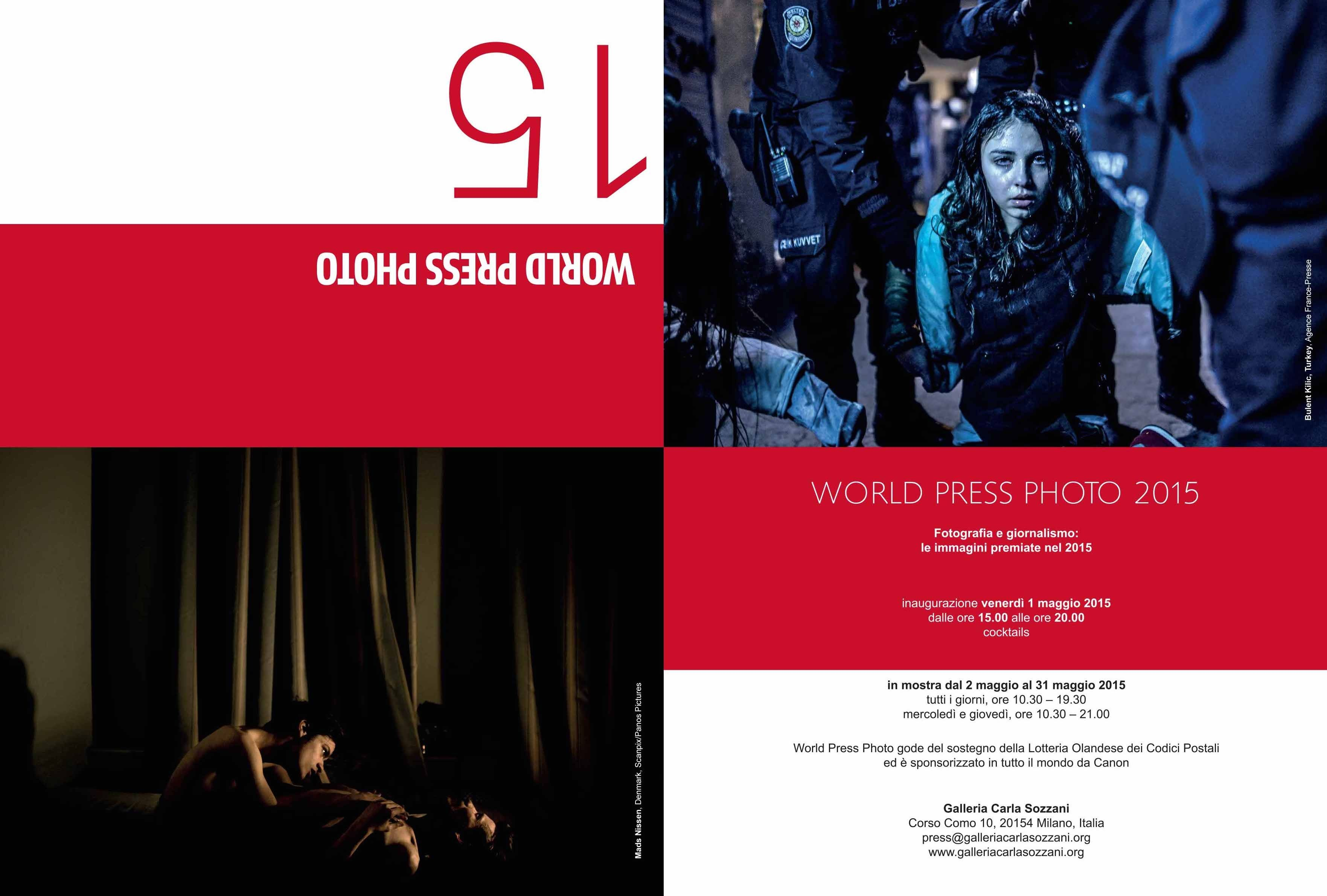 Galleria Carla Sozzani (World Press Photo Exhibit 2015)