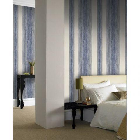 Superfresco Easy Twine Wallpaper in Blue A