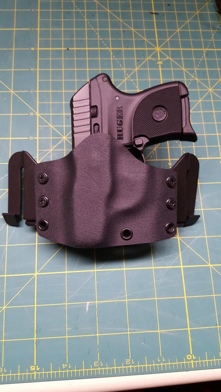 Ruger LCP left hand OWB | Ulfhednar Combat Carry Concealment