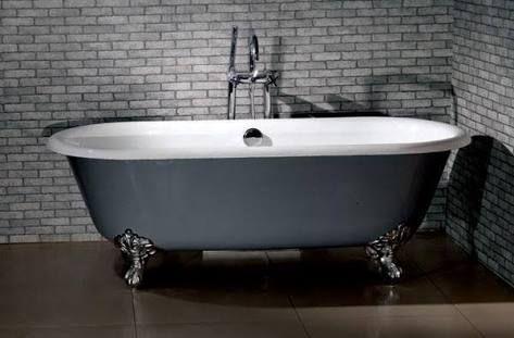 Clawfoot Bath Restored Modern Google Search Clawfoot Bathtub