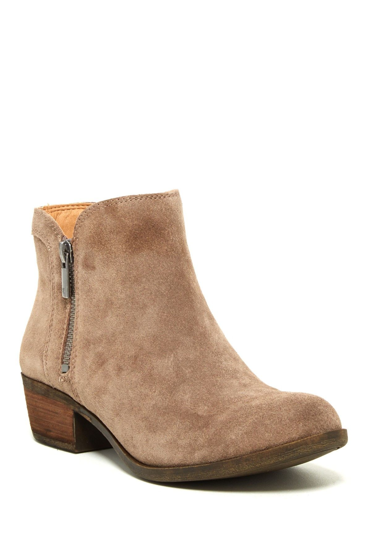 c2557bb05 Lucky Brand - Breah Bootie at Nordstrom Rack. Free Shipping on orders over  $100.