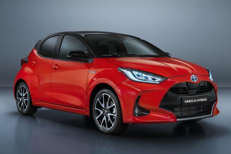 Neuer Toyota Yaris Startet Zu Preisen Ab 15 790 Euro In 2020 Toyota Auris Toyota Corolla Toyota