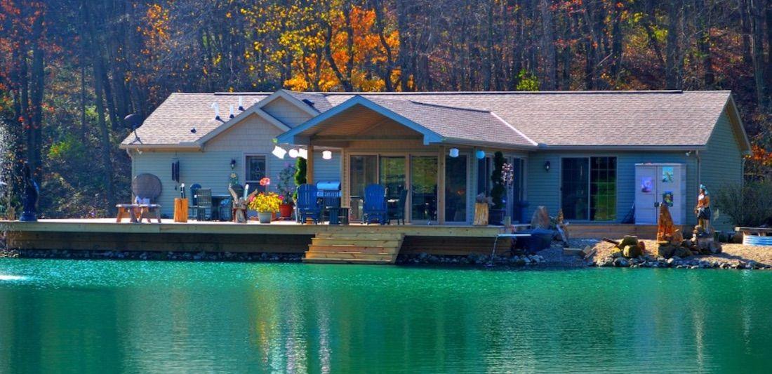 Hartzler S Quality Housing Inc Located In Dover Ohio Provides
