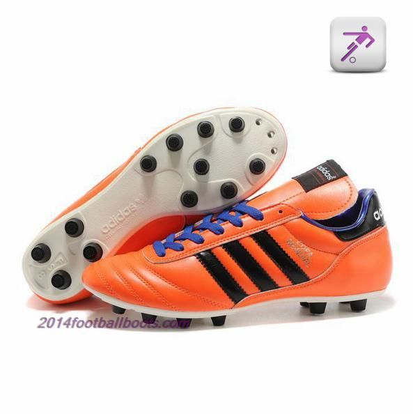 wholesale dealer 83fd1 0dd7b 2014 Adidas Copa Mundial Samba FG Pink Outdoor Soccer Shoes No Cleats.  Cheap Football Boots 2014 Brazil World Cup Adidas Copa Mundial FG Orange Black  White ...
