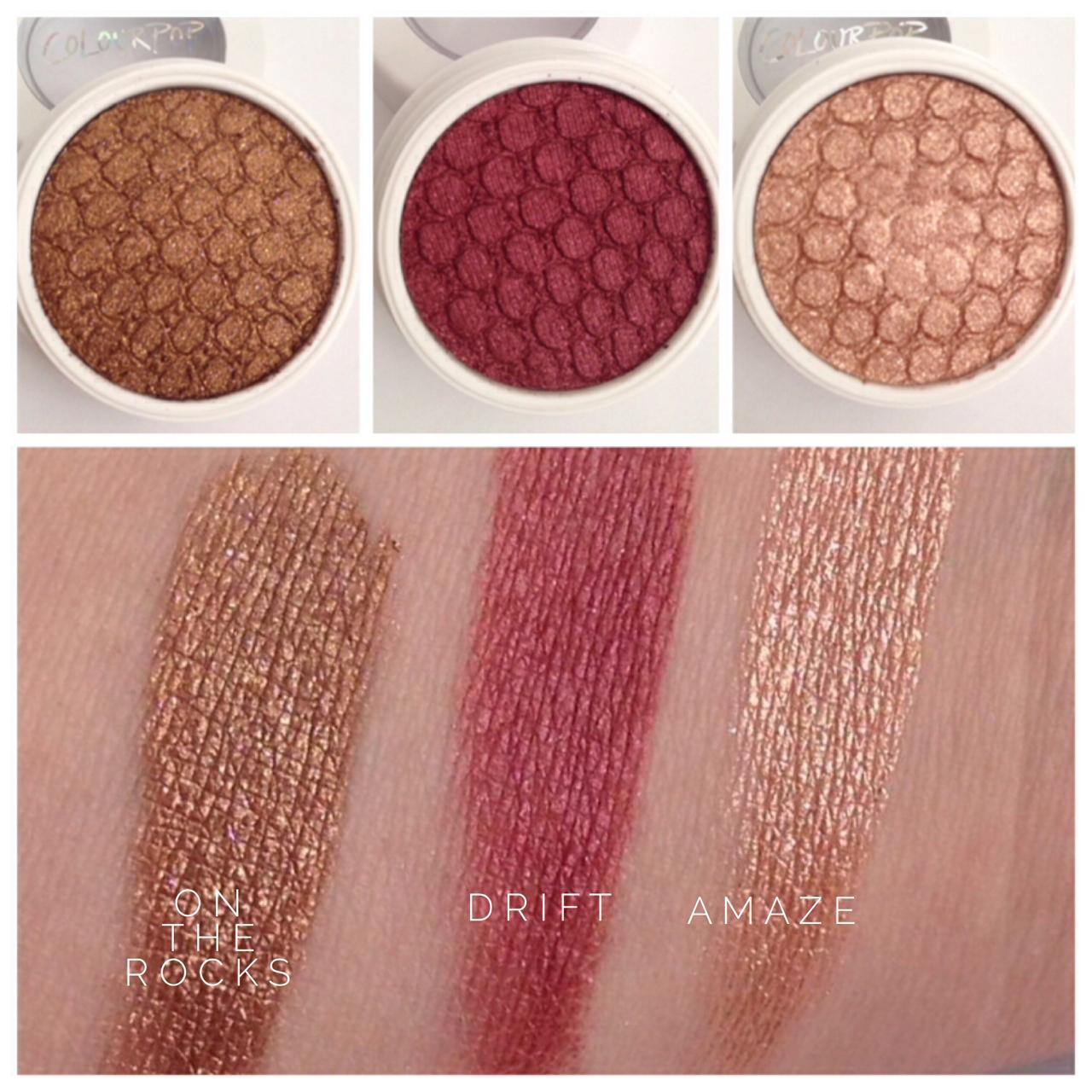 HAUL: ColourPop Cosmetics   .aiveenation