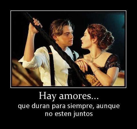 Frases De Amor Fb Un Verdadero Amor Como Del Titanic Poesia