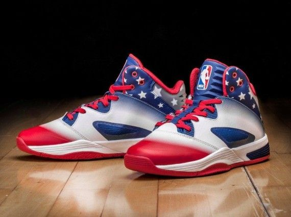 4acfdc83496a NBA Celebrates 68th Anniversary With A Limited Edition Sneaker ...