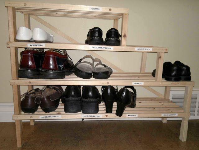 Double Decker Shoe Rack Ikea Ideeen Ikea
