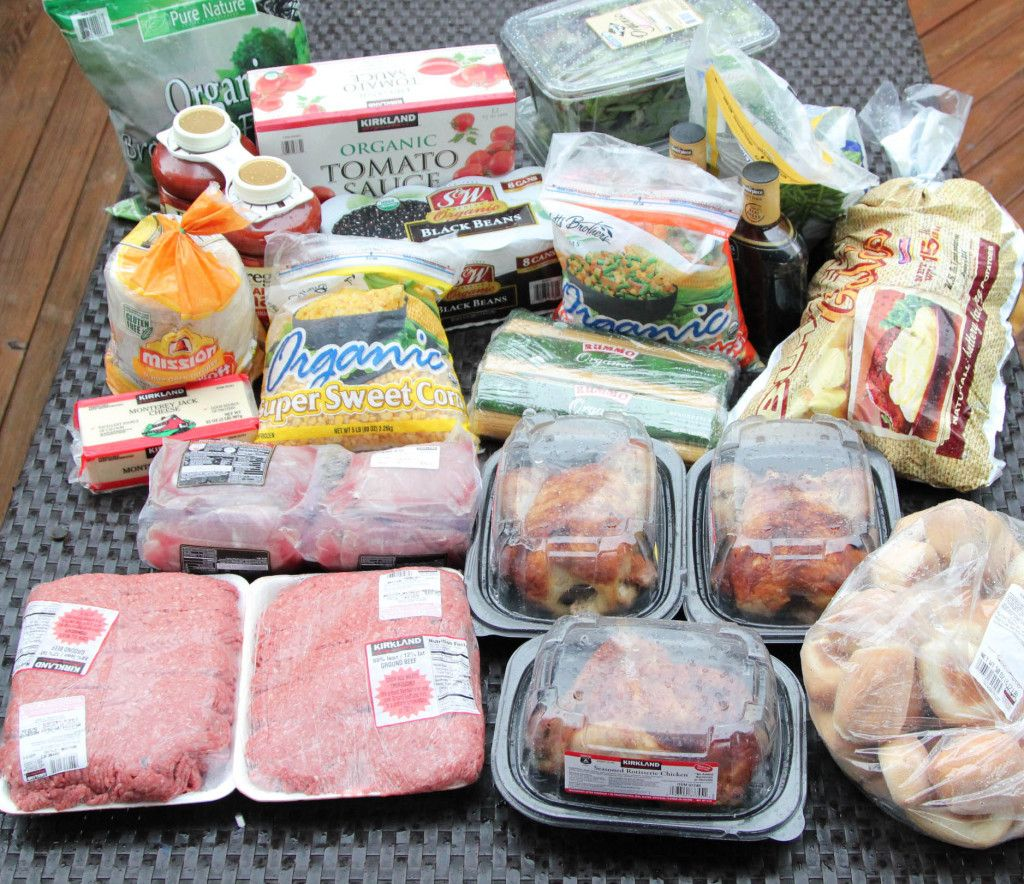 21 freezer meals from costco for 150 that will rock your - Catalogo costco getafe ...