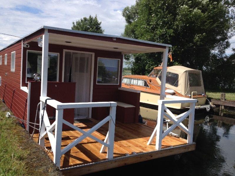 Hausbootportal Leben auf dem Wasser! Hausboot mieten