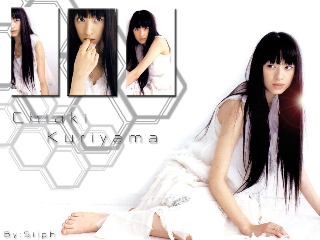 Chiaki Kuriyama MODELING