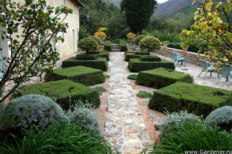 Massei Villa Garden | Ландшафтный дизайн садов и парков