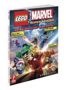 Lego Marvel Super Heroes Guide Covers multiple platforms - This game ...