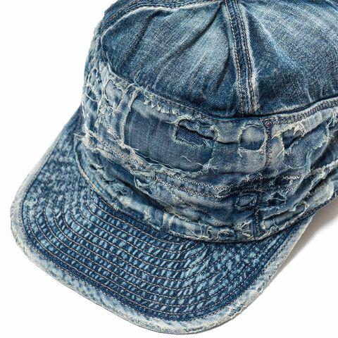 New Arrivals Denim Repair Denim Ideas Hat Fashion
