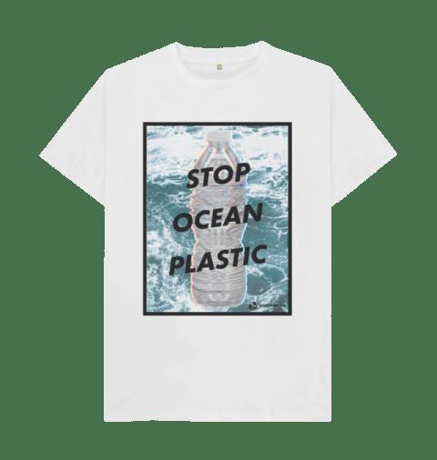 5f1ccc6300 Men's T-shirts | Plastic Bank Clothing Stop ocean plastic t-shirts clothing  recycled plastic