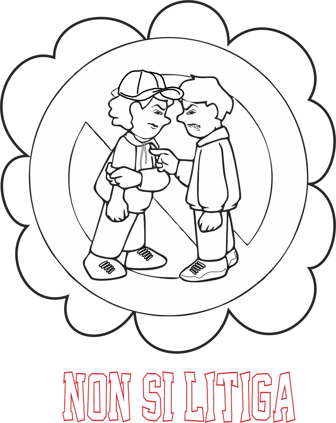 Cartelloni delle regole scuola educazione e for Idee per cartelloni scuola infanzia