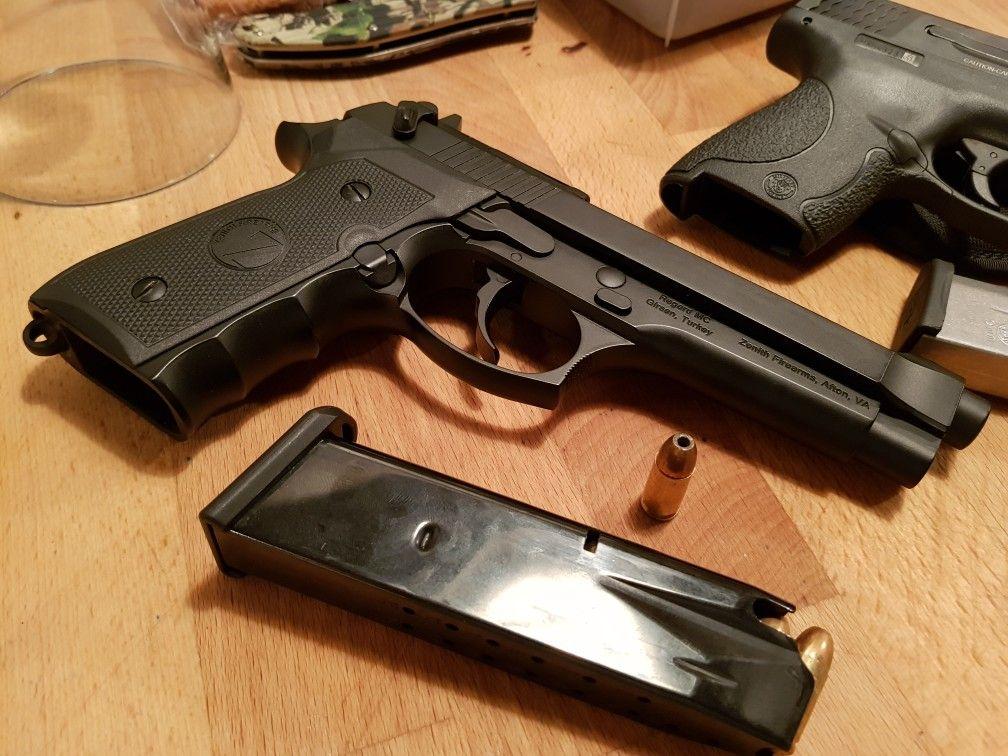 Zenith Girsan Regard MC | Guns | Guns, Hand guns, Firearms
