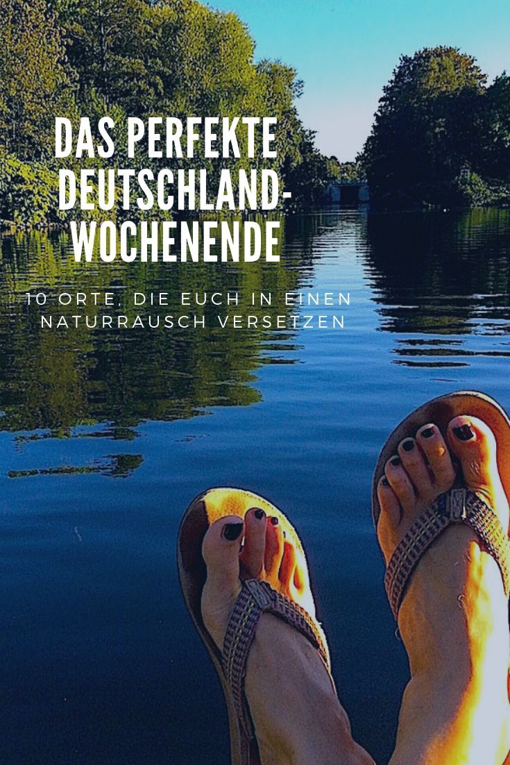 Hausboot-Touren in Brandenburg. Zur Weinlese an den Bodensee oder Candle-Light-Dinner an niederrheinischen Burggraben - das sind nur drei von zehn Tipps für das perfekte Deutschland-Wochenende. Schaut einfach rein und lasst euch für euren nächsten Urlaub inspirieren.
