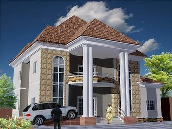 simple duplex houses in abuja - - Yahoo Image Search Results ... on frontrunners landscape designs house, front walkways to house, landscape idea for the front of your house, landscaping near house,
