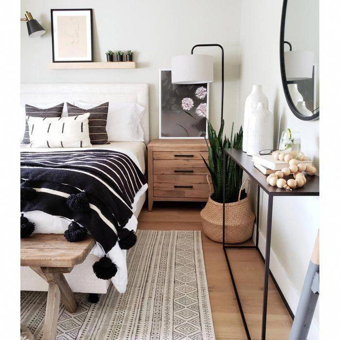 Photo of #whitebedroom