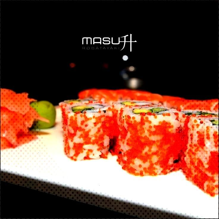 lover can refuse California rolls! So join California promotion every T... - MASU Promos -No sushi